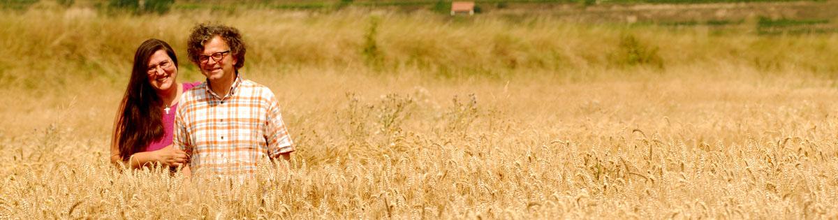 Mantlerhof; Agrar, Acker; Weizen; biologisch; Landwirtschaft