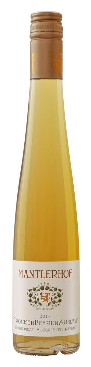 TrockenBeerenAuslese; TBA; 2013; Mantlerhof; Dessert Wine; Edelsüß;