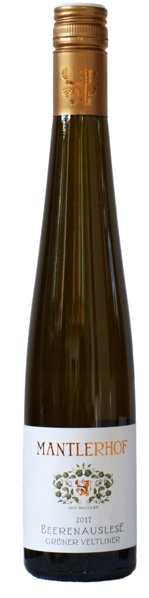 BeerenAuslese; Mantlerhof; 2017; GV