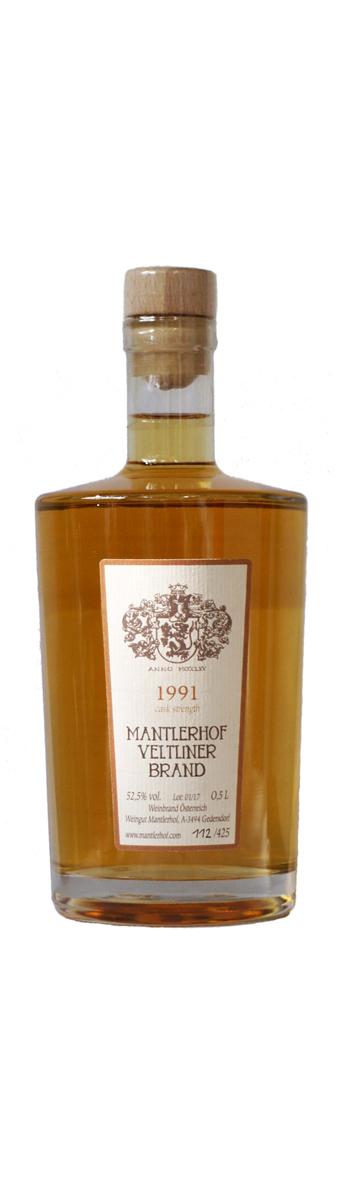 Weinbrand 1991, Grüner Veltliner