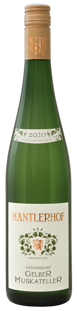 Gelber Muskateller 2020 Weingut Mantlerhof